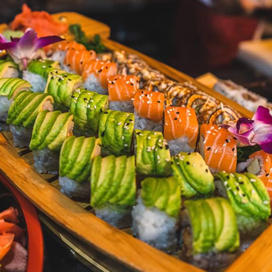 Sushi Palace Gent, Japans restaurant, Sashimi, Nigiri ...